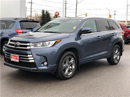 2017 Toyota Highlander Limited (Stk: TV359A) in Cobourg - Image 1 of 27