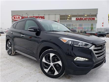 2017 Hyundai Tucson SE (Stk: P4635A) in Saskatoon - Image 1 of 29