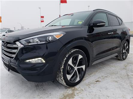 2017 Hyundai Tucson SE (Stk: P4635A) in Saskatoon - Image 2 of 29