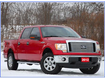 2012 Ford F-150 XLT (Stk: D96990AZ) in Kitchener - Image 1 of 18