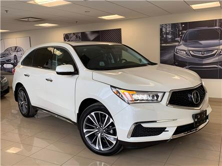 2020 Acura MDX Tech Plus (Stk: M13081) in Toronto - Image 1 of 3