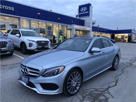 2015 Mercedes-Benz C-Class Base (Stk: 28893A) in Scarborough - Image 1 of 18