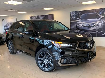 2020 Acura MDX A-Spec (Stk: M13009) in Toronto - Image 1 of 8