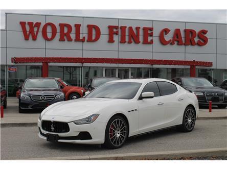 2016 Maserati Ghibli S Q4 (Stk: 17130) in Toronto - Image 1 of 24