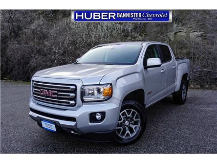 2016 GMC Canyon SLE (Stk: 9417B) in Penticton - Image 1 of 19