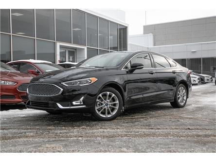 2019 Ford Fusion Energi Titanium (Stk: 953660) in Ottawa - Image 1 of 29