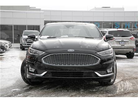 2019 Ford Fusion Energi Titanium (Stk: 953660) in Ottawa - Image 2 of 29