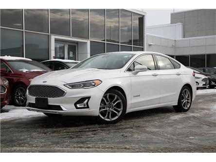 2019 Ford Fusion Hybrid Titanium (Stk: 953060) in Ottawa - Image 1 of 29