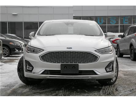2019 Ford Fusion Hybrid Titanium (Stk: 953060) in Ottawa - Image 2 of 29