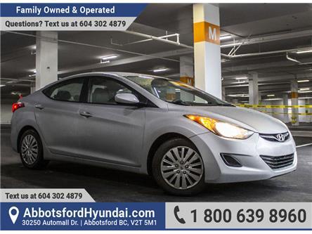 2013 Hyundai Elantra GL (Stk: LT144473A) in Abbotsford - Image 1 of 22