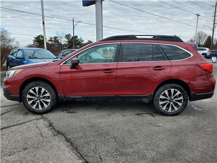 2017 Subaru Outback 3.6R Limited (Stk: 20S357A) in Whitby - Image 2 of 24
