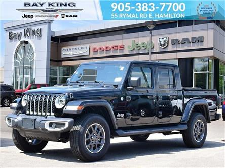2020 Jeep Gladiator Overland (Stk: 207508) in Hamilton - Image 1 of 30