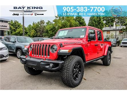 2020 Jeep Gladiator Rubicon (Stk: 207509) in Hamilton - Image 1 of 30