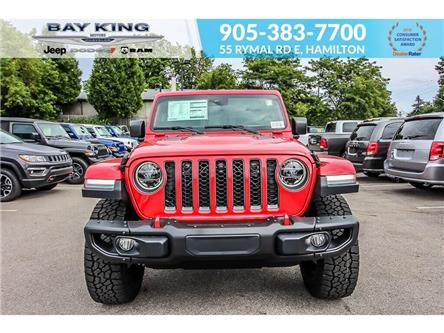 2020 Jeep Gladiator Rubicon (Stk: 207509) in Hamilton - Image 2 of 30