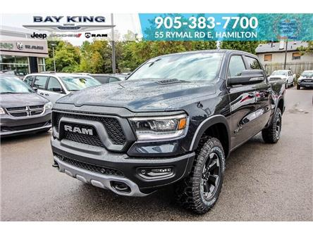 2020 RAM 1500 Rebel (Stk: 207013) in Hamilton - Image 1 of 30