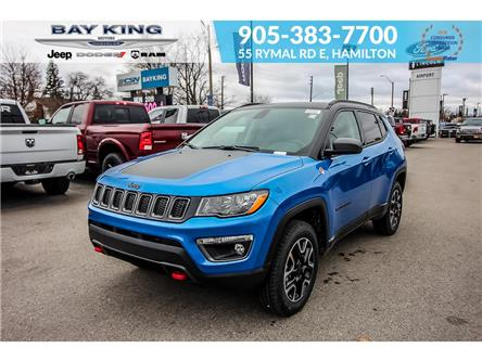 2020 Jeep Compass Trailhawk (Stk: 207523) in Hamilton - Image 1 of 27