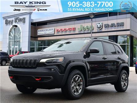 2020 Jeep Cherokee Trailhawk (Stk: 207529) in Hamilton - Image 1 of 25