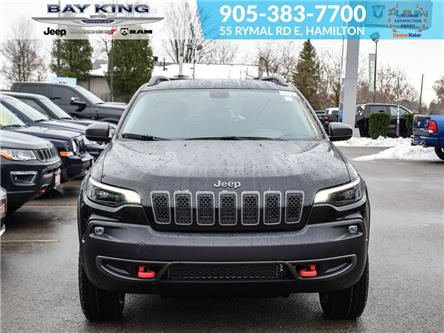 2020 Jeep Cherokee Trailhawk (Stk: 207529) in Hamilton - Image 2 of 25