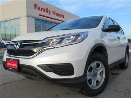 2016 Honda CR-V 2WD 5dr LX | ALL WEATHER MATS! | HEATED SEATS!! | (Stk: 001225T) in Brampton - Image 1 of 29