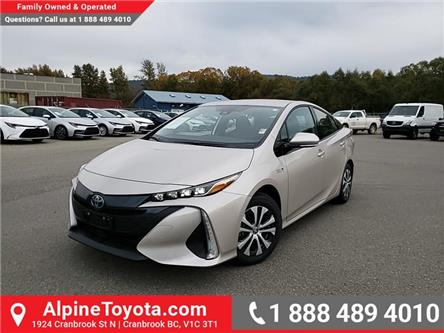 2020 Toyota Prius Prime Base (Stk: 3128338) in Cranbrook - Image 1 of 24