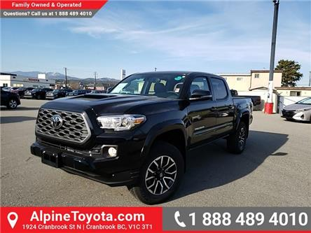 2020 Toyota Tacoma Base (Stk: X213022) in Cranbrook - Image 1 of 27