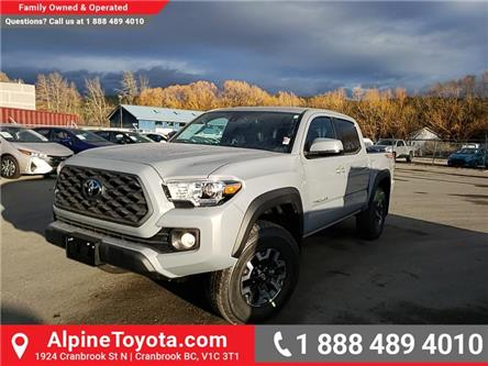 2020 Toyota Tacoma Base (Stk: X216165) in Cranbrook - Image 1 of 26