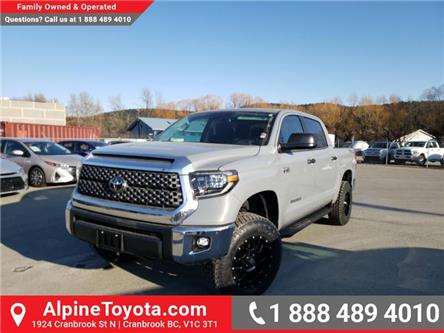 2020 Toyota Tundra Base (Stk: X873225) in Cranbrook - Image 1 of 25