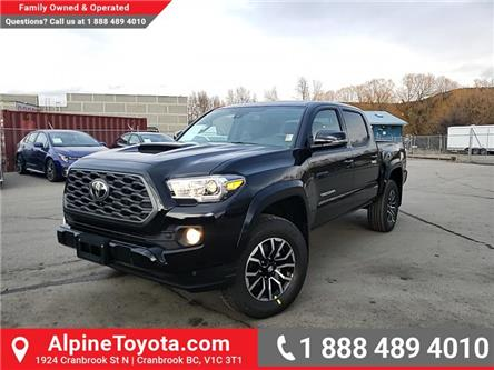 2020 Toyota Tacoma Base (Stk: X216287) in Cranbrook - Image 1 of 27