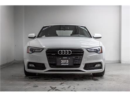 2013 Audi A5 2.0T Premium (Stk: A12582AA) in Newmarket - Image 2 of 22