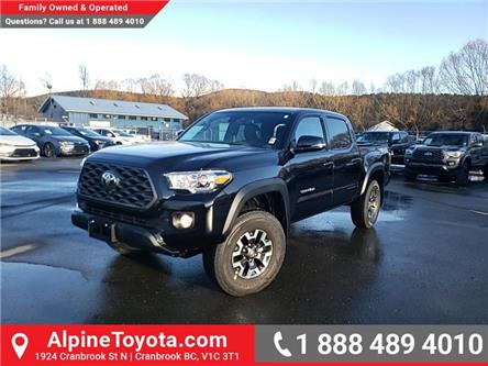 2020 Toyota Tacoma Base (Stk: X217725) in Cranbrook - Image 1 of 26