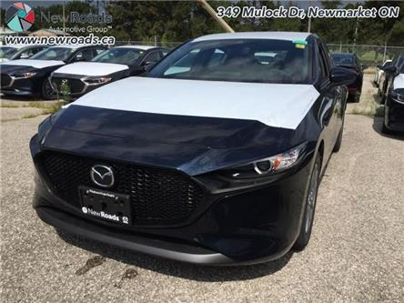 2019 Mazda Mazda3 Sport GT Auto i-ACTIV AWD (Stk: 41124) in Newmarket - Image 1 of 22