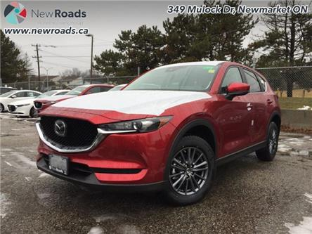 2020 Mazda CX-5 GS AWD (Stk: 41501) in Newmarket - Image 1 of 22