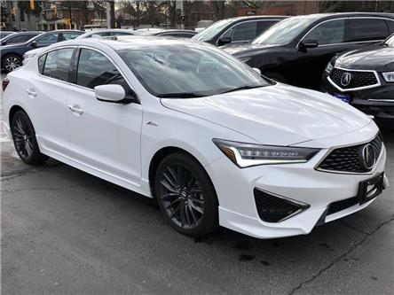 2019 Acura ILX  (Stk: D477) in Burlington - Image 1 of 19