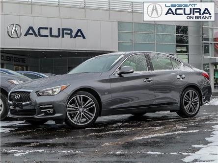2015 Infiniti Q50  (Stk: D479) in Burlington - Image 1 of 30