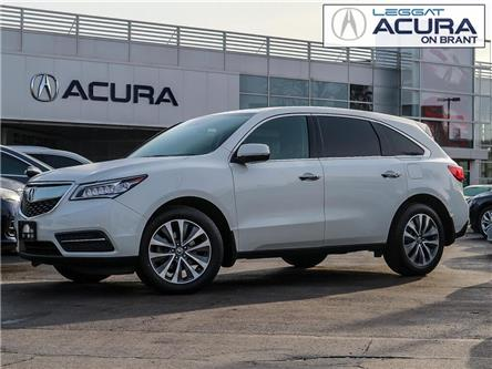 2016 Acura MDX Technology Package (Stk: D476) in Burlington - Image 1 of 29