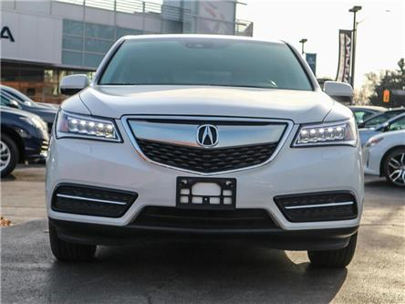 2016 Acura MDX Technology Package (Stk: D476) in Burlington - Image 2 of 29