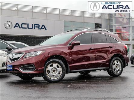 2017 Acura RDX Tech (Stk: 4167) in Burlington - Image 1 of 28