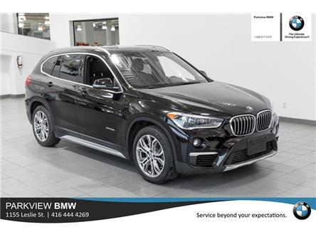 2016 BMW X1 xDrive28i (Stk: 12337A) in Toronto - Image 1 of 21