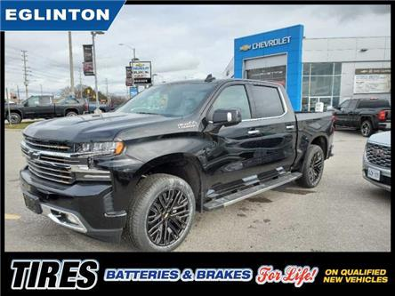 2020 Chevrolet Silverado 1500 High Country (Stk: LZ155601) in Mississauga - Image 1 of 23
