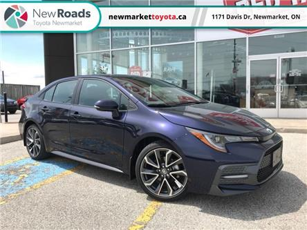 2020 Toyota Corolla XSE (Stk: 34305) in Newmarket - Image 1 of 19