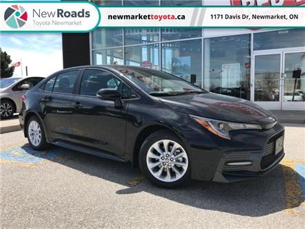 2020 Toyota Corolla SE (Stk: 34423) in Newmarket - Image 1 of 17