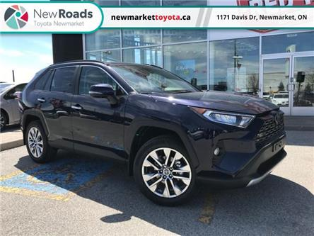 2019 Toyota RAV4 Limited (Stk: 34452) in Newmarket - Image 1 of 21