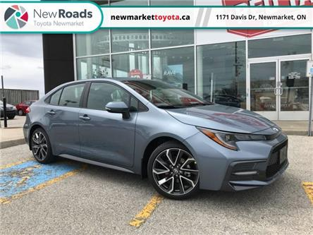2020 Toyota Corolla SE (Stk: 34457) in Newmarket - Image 1 of 18