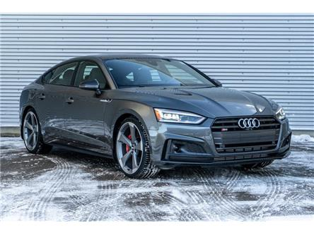 2019 Audi S5 3.0T Technik (Stk: N5252) in Calgary - Image 1 of 18