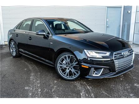 2019 Audi A4 45 Technik (Stk: N5255) in Calgary - Image 2 of 16
