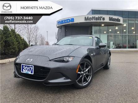 2017 Mazda MX-5 RF GT (Stk: P4785) in Barrie - Image 1 of 28