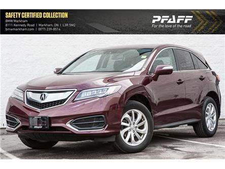 2017 Acura RDX Tech (Stk: O12612) in Markham - Image 1 of 19