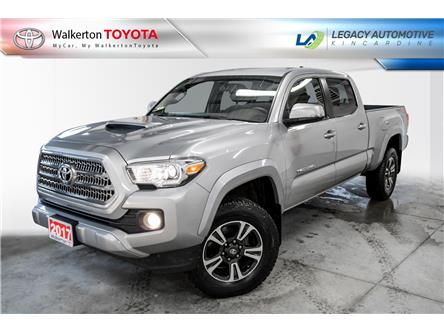 2017 Toyota Tacoma SR5 (Stk: P9159) in Walkerton - Image 1 of 17