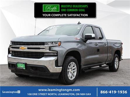 2019 Chevrolet Silverado 1500 LT (Stk: 19-685) in Leamington - Image 1 of 30
