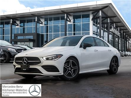 2020 Mercedes-Benz CLA 250 Base (Stk: 39574) in Kitchener - Image 1 of 16